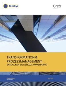 Entdecken Sie den Zusammenhang zwischen Prozessmanagement und digitalen Transformationsinitiativen